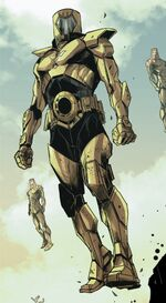Andrew Forson (Earth-616) from Avengers World Vol 1 19