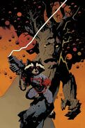 Annihilators Vol 1 1 Mignola Variant Textless