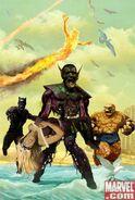 Black Panther Vol 4 30 Textless