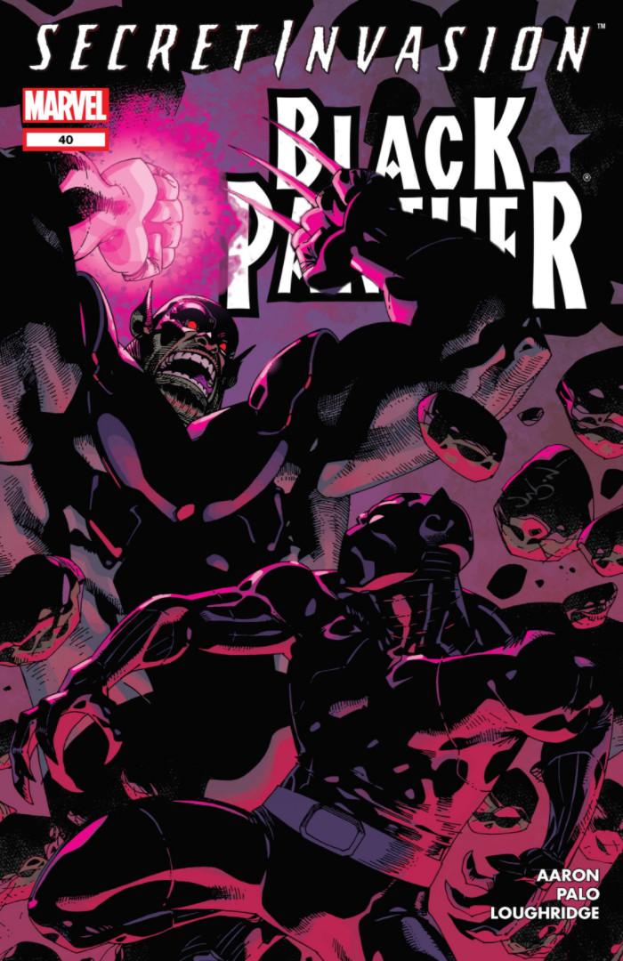 Black Panther Vol 4 40