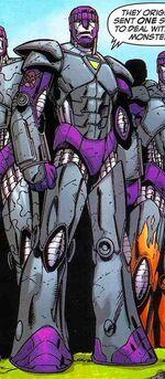 Brawler Sentient from Sentinel Squad O*N*E Vol 1 3 0001
