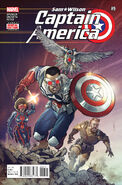 Captain America Sam Wilson Vol 1 9