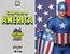 Captain America Vol 9 1 Midtown Comics Exclusive Wraparound Variant B