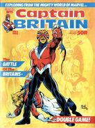 Captain Britain Vol 2 5
