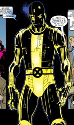 Cerebro Mark I (Earth-1298) from Mutant X Vol 1 8 0001