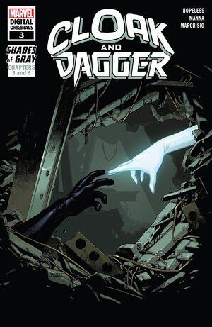 Cloak and Dagger - Marvel Digital Original Vol 1 3