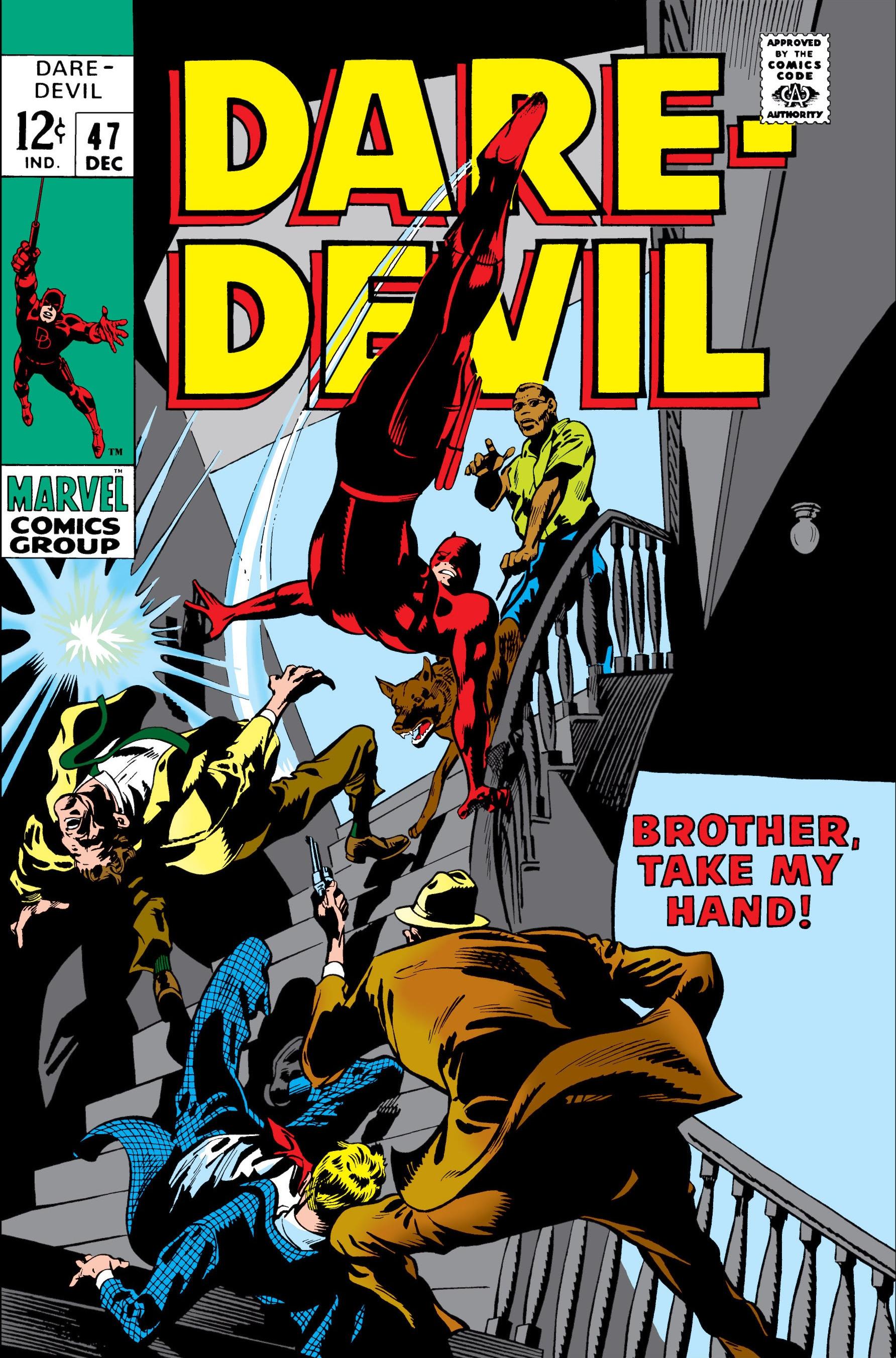 Resultado de imagem para Daredevil 47