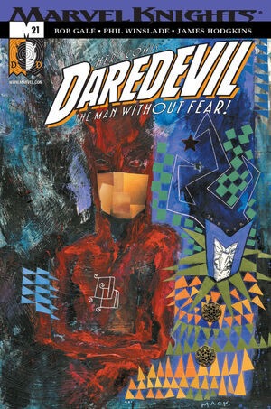 Daredevil Vol 2 21