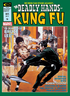 Deadly Hands of Kung Fu Vol 1 17