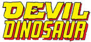 Devil Dinosaur Vol 1 1 Logo