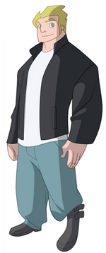 Edward Brock (Earth-26496) from Spectacular Spider-Man (Animated Series) 001