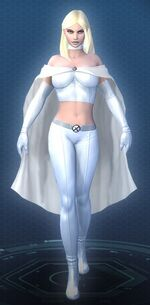 Emma Frost (Earth-TRN258) from Marvel Heroes (video game) 0002