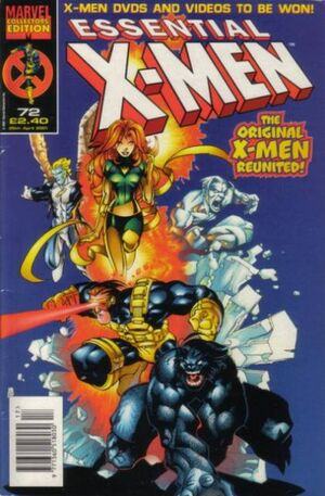Essential X-Men Vol 1 72