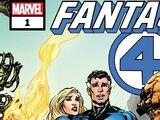 Fantastic Four: Antithesis Vol 1 1