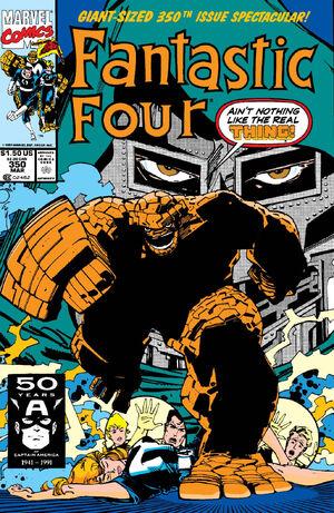Fantastic Four Vol 1 350