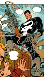 Frank Castle (Earth-TRN566) from Adventures of Spider-Man Vol 1 1 001