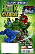 Free Comic Book Day Vol 2013 Avengers Hulk