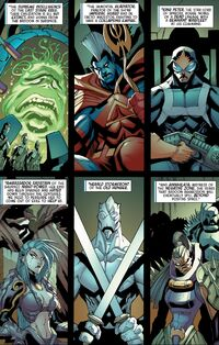 Galactic Council (Earth-691) from Guardians 3000 Vol 1 1 0001