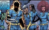 Gene Nation (Earth-5700) from Weapon X Days of Future Now Vol 1 4 0001