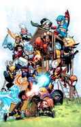 Giant-Size Little Marvel AVX Vol 1 1 Ramos Variant Textless