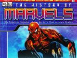 History of Marvels Comics Vol 1 1