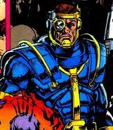 Hunt Leader (Earth-616) from Marvel Comics Presents Vol 1 152 0001