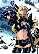 Illyana Rasputina (Earth-616) from All-New X-Men Vol 1 18