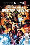 Invincible Iron Man Vol 3 11
