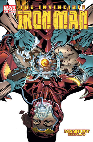 Iron Man Vol 3 66