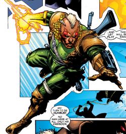 Jaeger (Earth-616) from X-Men Vol 2 100 02