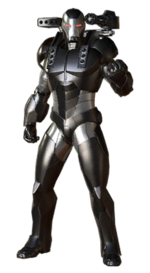 James Rhodes (Earth-TRN258) from Marvel Heroes (video game) 002