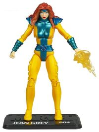 Jean Grey (Earth-616) from Marvel Universe (Toys) Series II Wave VI 0001