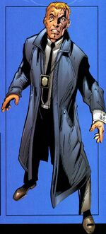 John Stacy (Earth-1610) from Official Handbook of the Ultimate Marvel Universe Ultimate Spider-Man - Ultimate Fantastic Four 2005 Vol 1 1 0001
