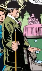 John Steed from Captain America Vol 1 401