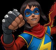 Kamala Khan (Earth-TRN562) from Marvel Avengers Academy 002