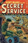 Kent Blake of the Secret Service Vol 1 10
