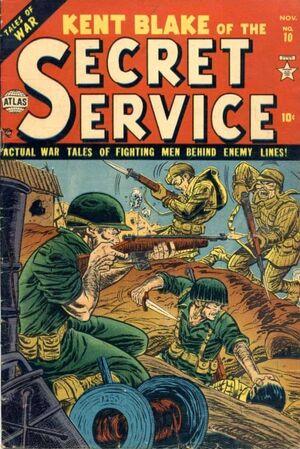Kent Blake of the Secret Service Vol 1 10