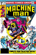 Machine Man Vol 1 19