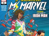 Magnificent Ms. Marvel Vol 1 6