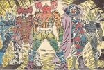 Makers (Race) from Micronauts Vol 2 20