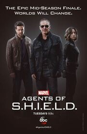 Marvel's Agents of S.H.I.E.L.D. Season 3 10 poster
