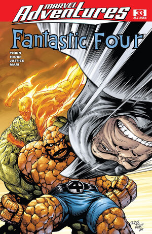Marvel Adventures Fantastic Four Vol 1 33