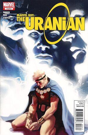 Marvel Boy The Uranian Vol 1 3