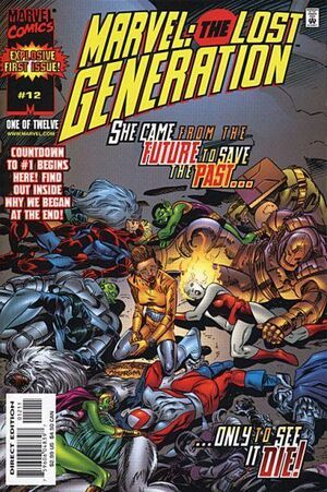Marvel The Lost Generation Vol 1 12