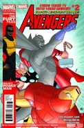 Marvel Universe Avengers - Earth's Mightiest Heroes Vol 1 2