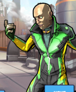 Maxwell Dillon (Earth-TRN461) from Spider-Man Unlimited (video game)
