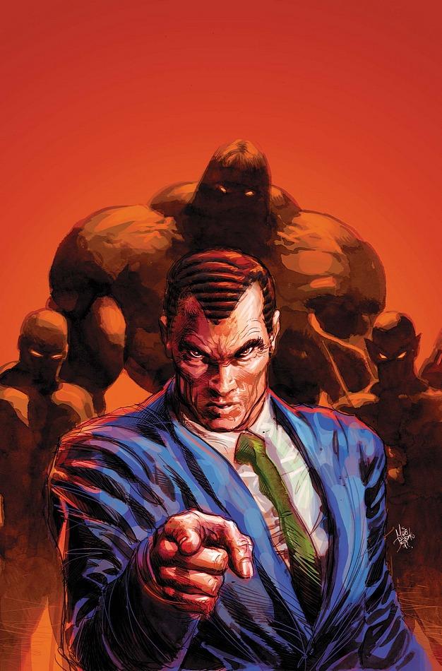 New Avengers Vol 2 18 Textless