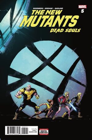 New Mutants Dead Souls Vol 1 5