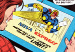 Nova Express (Earth-616) from Nova Vol 2 1 0001