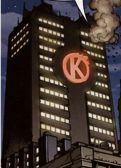 One Roxxon Plaza from What If? House of M Vol 1 1 001